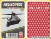 Quartett Kartenspiel *ASS 2002* HELIKOPTER