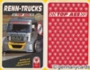 Quartett Kartenspiel *ASS 1999* RENN-TRUCKS