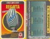 (S) Quartett Kartenspiel *ASS 1997* REGATTA