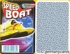 (S) Quartett Kartenspiel *Ravensburger 2004* SPEED BOAT