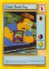 The Simpsons * 1.Edition 008 * Comic Book Guy