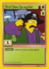 The Simpsons * 1.Edition 048 * Pirat Hans Sprungfeld