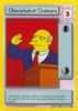 The Simpsons * Krusty Edition 047 * Oberschulrat Chalmers