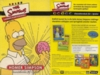 The Simpsons * Charakterdeck * HOMER SIMPSON