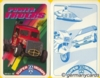 (S) Quartett Kartenspiel *FX Schmid 1990* POWER TRUCKS