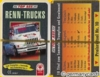 (S) Quartett Kartenspiel *ASS 1996* RENN-TRUCKS