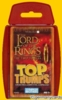 (G) Quartett Kartenspiel *Winning Moves 2003* THE LORD OF THE RINGS - THE TWO TOWERS