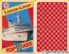 (S) Quartett Kartenspiel *ASS 1991* Luxus-Liner