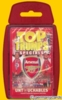 (B) Top Trumps *Winning Moves 2004* Arsenal THE UNTOUCHABLES