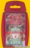 (B) Top Trumps *Winning Moves 2007* LIVERPOOL 2008
