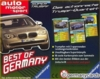 (M) Top Trumps *Ravensburger 2011* BEST OF GERMANY