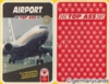 (S) Quartett Kartenspiel *ASS 1999* AIRPORT