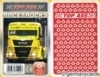(S) Quartett Kartenspiel *ASS 2014* RACETRUCKS