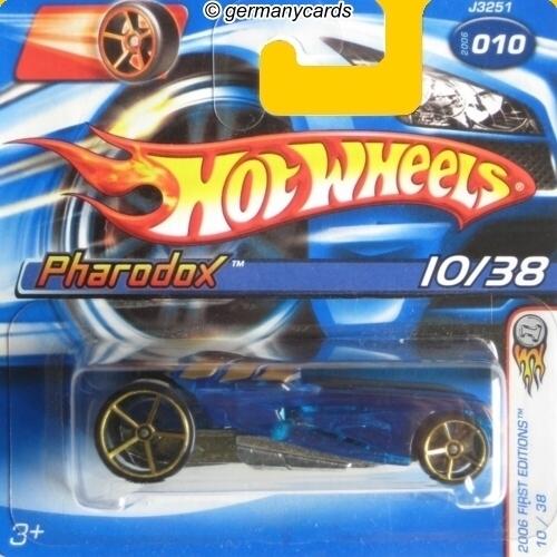 hot wheels 2006* pharodox - germanycards
