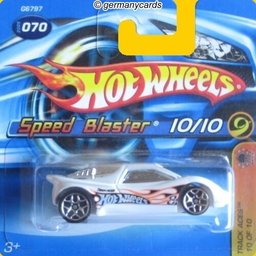 Hot Wheels 2005* Speed Blaster