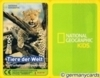 (S) Quartett Kartenspiel *ASS* NATIONAL GEOGRAPHIC KIDS Tiere der Welt