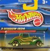 Hot Wheels 2000* 3-Window 1934