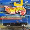 Hot Wheels 2000* Lincoln Continental 1964