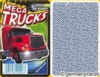 (M) Top Trumps *Ravensburger 2006* MEGA TRUCKS