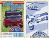 (S) Quartett Kartenspiel *FX Schmid 1997* POWER TRUCKS
