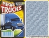 (M) Top Trumps *Ravensburger 2004* MEGA TRUCKS