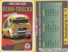 (S) Quartett Kartenspiel *ASS 1997* RENN-TRUCKS