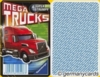 (M) Top Trumps *Ravensburger 2007* MEGA TRUCKS