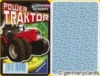(M) Top Trumps *Ravensburger 2007* POWER TRAKTOR