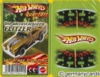 (M) Top Trumps *HOT WHEELS 2007* Die ultrastärksten FLITZER