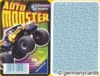 (S) Quartett Kartenspiel *Ravensburger 2008* AUTO MONSTER