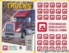 (M) Top Trumps *NSV 2008* TRUCKS