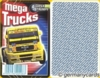 (M) Top Trumps *Ravensburger 2003* mega Trucks