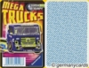 (M) Top Trumps *Ravensburger 2008* MEGA TRUCKS