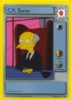 The Simpsons * 1.Edition 005 * C.M. Burns