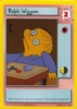 The Simpsons * 1.Edition 058 * Ralph Wiggum