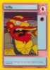 The Simpsons * 1.Edition 064 * Willie