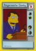 The Simpsons * 1.Edition 142 * Bürgermeister Quimby