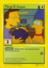 The Simpsons * 1.Edition 182 * Marge & Jacques