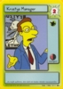 The Simpsons * Krusty Edition 008 * Krustys Manager