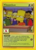 The Simpsons * Promokarte 03 * Klassenclown