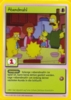 The Simpsons * Promokarte 06 * Abendmahl