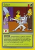 The Simpsons * Promokarte 10 * Galant