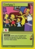 The Simpsons * Promokarte 20 * Couchgag 1