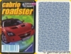 (M) Top Trumps *Ravensburger 2001* cabrio roadster