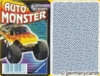 (S) Quartett Kartenspiel *Ravensburger 2004* AUTO MONSTER
