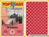 (S) Quartett Kartenspiel *ASS 1989* Dragster