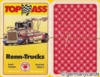 (S) Quartett Kartenspiel *ASS 1988* Renn-Trucks