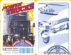 (S) Quartett Kartenspiel *FX Schmid 1996* POWER TRUCKS
