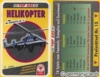 (S) Quartett Kartenspiel *ASS 1997* HELIKOPTER