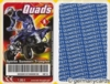 (M) Top Trumps *Tedi 2008* Quads